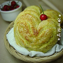 椰蓉蝴蝶面包