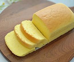 #福气年夜菜#金砖古早蛋糕的做法