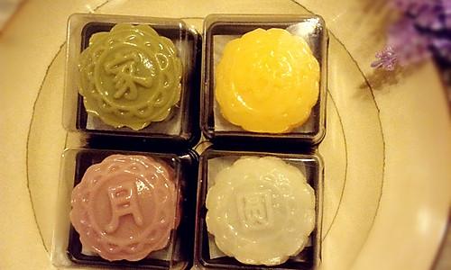 家好月圆~冰皮月饼(附四种口味的详细做法)的做法