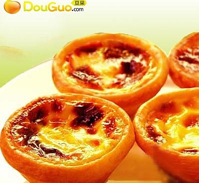 澳门美食:葡式蛋挞的做法