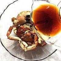 咖喱面包蟹的做法图解2