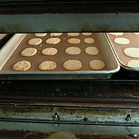 芝麻香薄脆饼#O失败的做法图解8