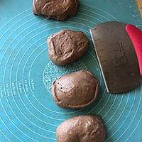 蜜豆面包的做法图解2