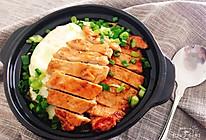 洋葱猪排盖饭的做法