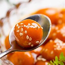 姜汁红糖南瓜小圆子