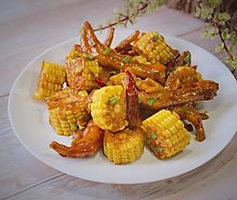 #硬核菜谱制作人#玉米鸡爪的做法