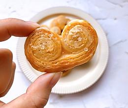 香甜酥脆丨手抓饼版快手蝴蝶酥‼️的做法