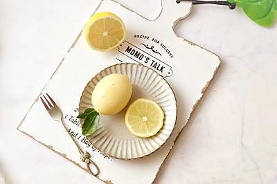 仿真柠檬小蛋糕