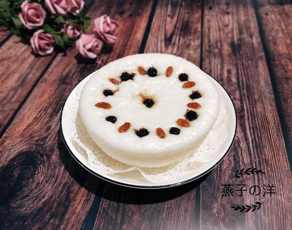 奶香大米糕的做法
