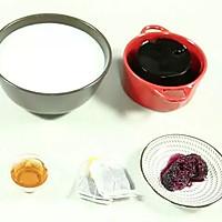 【微体】手工煮制 | 玫瑰仙草奶茶的做法图解1