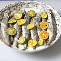 盐煎多春鱼-减肥瘦身肉制品#给爸爸做家常小菜#的作法流程详解4
