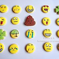 《表情帝》糖霜饼干#长帝烘焙节(半月轩)#的做法图解9