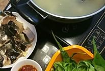 鲟鱼火锅的做法