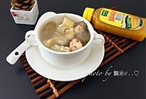 秋季营养滋补海参汤