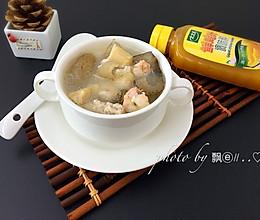秋季营养滋补海参汤#太太乐鲜鸡汁中式#的做法