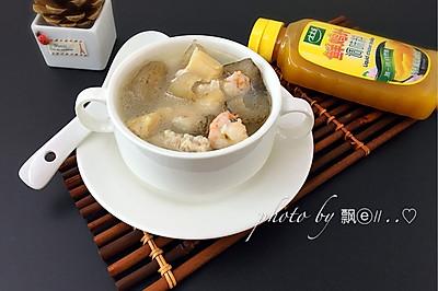 秋季营养滋补海参汤#太太乐鲜鸡汁中式#