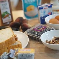 创意早餐|经典法式黄油吐司#花10分钟,做一道菜!#的做法图解1