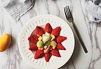酸奶水果沙拉#春天不减肥,夏天肉堆堆#的做法