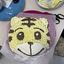 巧虎生日蛋糕(简易版)