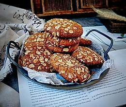 #秋天怎么吃#燕麦红糖全麦酥的做法