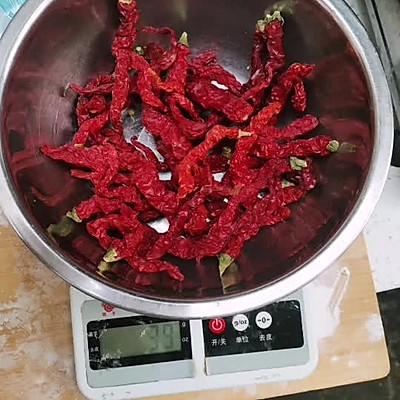 红红火火的辣椒酱