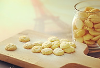 椰丝小圆饼的做法