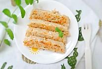 12M+鲜肉萝卜糕:宝宝辅食营养食谱菜谱的做法