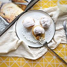 清香扑鼻大果粒酸奶麦芬蛋糕—ukoeo风炉制作