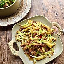 #精品菜谱挑战赛#可与餐馆媲美的干煸花菜