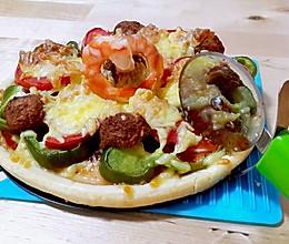 为爱疯狂·疯狂比萨的做法