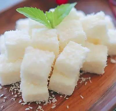 椰蓉奶冻|日食记