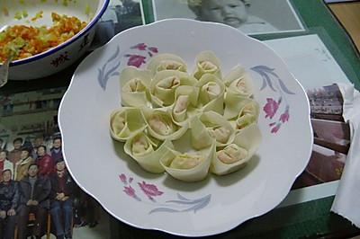 素三鲜馄饨(宝宝爱吃)