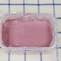 淡奶紫薯小方的做法图解5
