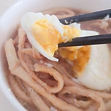 妈妈时代的月子餐~红糖鸡蛋馓子