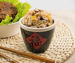 电饭锅闷饭(奔腾电饭锅)的做法