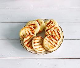 #童年不同样,美食有花样#奶香山药饼的做法