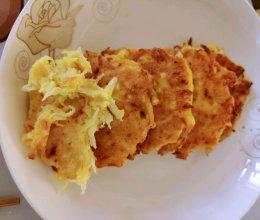 #餐桌上的春日限定#萝卜丝饼的做法