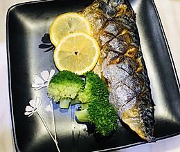 黑椒青花鱼的做法