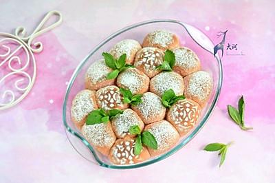甜菜根全麦粉嫩小餐包#松下多面美味#