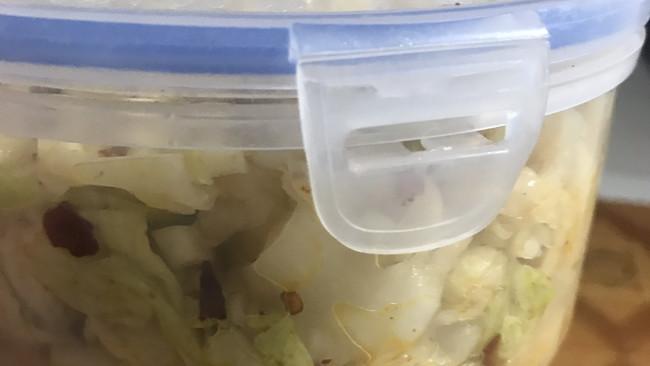 大头菜咸菜的做法