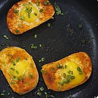 馒头鸡蛋黄片的做法图解4