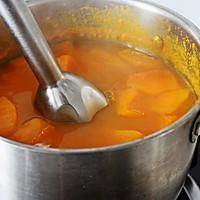 南瓜浓汤的做法图解4