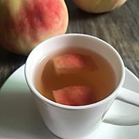 轻食更健康系列-冰爽蜜桃清茶