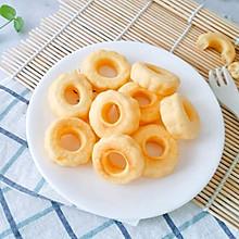 12M+红薯甜甜圈:宝宝辅食营养食谱菜谱
