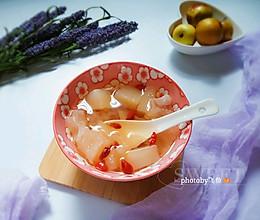 冰糖雪梨银耳甜汤的做法