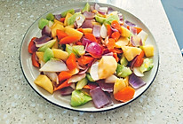 蔬果烩的做法