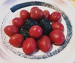 番茄乌梅的做法