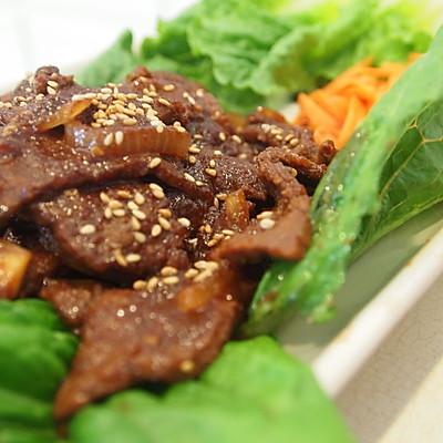 韩式烤牛肉秘方