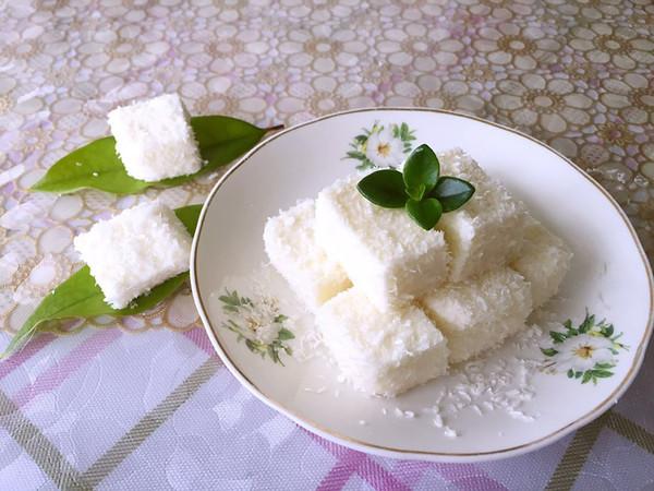 椰奶冻的做法