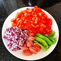 充满仪式感的番茄意面的做法图解1